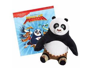 Dreamworks 12 inch Kung Fu Panda Book and Plush