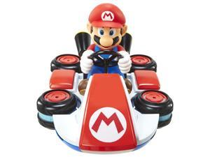Jakks Pacific World Of Nintendo Mario Mini Remote Control Racer
