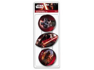 Hedstrom Star Wars Foam Ball Set - 3 Pack