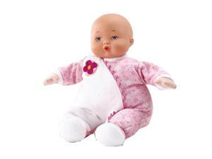 Madame Alexander 12 inch Little Flower Button Baby Doll