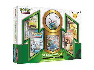 Pokemon 20th Anniversary Venusaur Ex Box - Red/Blue
