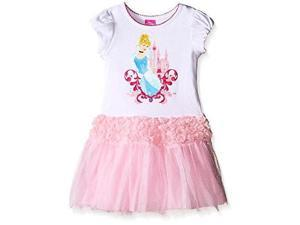 Disney Princess Tutu Dress - Child Size Medium 5-6
