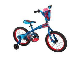 Boys 16 inch Huffy Spider-Man Bike