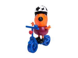 Peppa Pig Freddy Fox with Bicycle Accessory