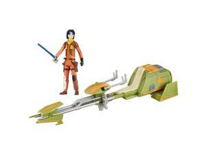 Star Wars Rebels Ezra Bridger's Speeder
