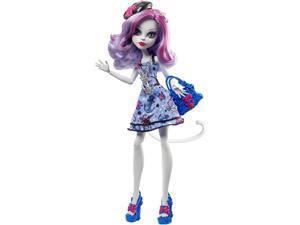 Monster High Shriekwrecked Shriek Mates Daughter of a Wereca - Catrine Demew