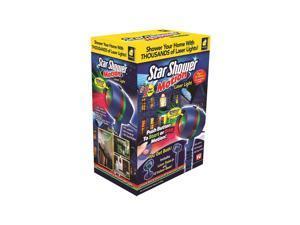 TeleBrands 10639-6 Star Shower Magic Motion, Multi-Colored