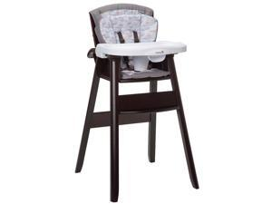 Safety 1st Dine and Recline Wood High Chair - Titanium