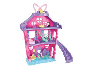 Disney Junior Minnie Mouse Minnie's Magical Bow-Sweet Mansion Playset