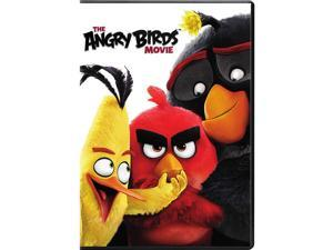 The Angry Birds Movie DVD