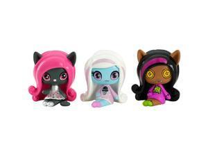 Monster High Minis Figure 3-Pack C