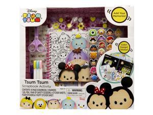 Disney Tsum Tsum Scrapbook Activity Kit