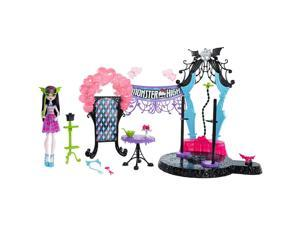 Monster High Dance the Fright Away Doll Playset