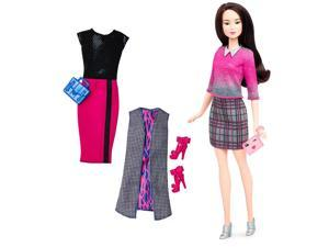 Barbie Fashionistas Doll & Fashions 36 Chic With A Wink