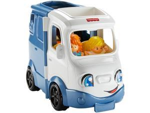 Fisher-Price Little People Songs and Sounds Camper Playset