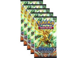 Pokemon XY11 Steam Siege Bundle - 5 Pack