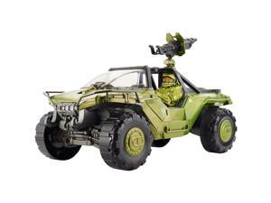 Halo Collector's Series 12 inch Action Figure - Warthog and Master Chief