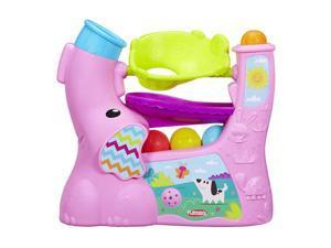 Playskool Chase 'n Go Ball Popper - Pink