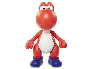 "World of Nintendo Super Mario 2:1 Series 4""Action Figur - Red Yoshi with Egg"