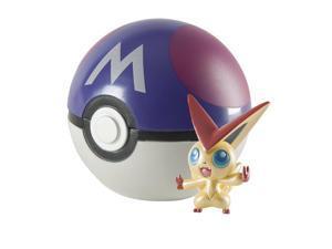 Pokemon 20th Anniversary Victini and Master Ball