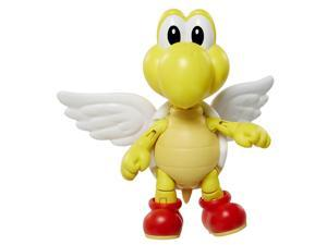 World of Nintendo Super Mario 2-1 Series 4 inch Action Figure - Para Troopa