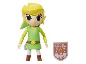 "World of Nintendo The Legend of Zelda The Wind Waker HD 2:1 Series 4"" - Link"