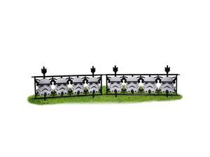 Star Wars Stormtrooper Fence Halloween Decoration - 2 Piece