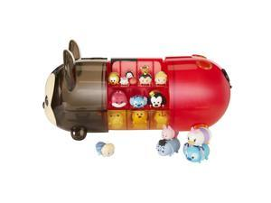 Disney Tsum Tsum Characters with Mickey Stack and Display Set
