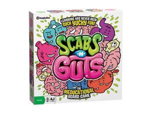 Outset Media Scabs 'N' Guts Meducational Board Game