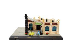 Disney Pixar Cars Precision Series Luigi's Casa Della Tires Playset
