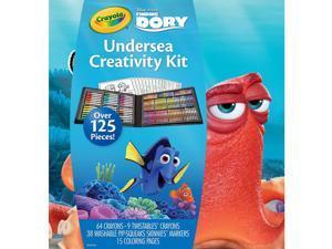 Disney Pixar Finding Dory Undersea Creativity Coloring Kit