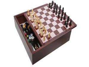 Ideal Premium Wood Box 10 Game Set