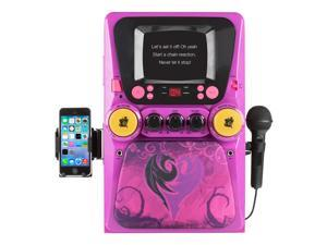 Disney's The Descendants CDG Karaoke Machine with Screen
