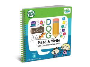 LeapFrog LeapStart Pre-K Read and Write Activity Book