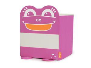 P'kolino Mess Eaters Shelf Storage Bins - Pink