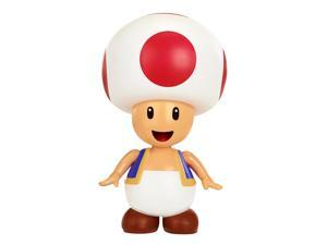 World of Nintendo Wave 7 4 inch Action Figures - Red Toad