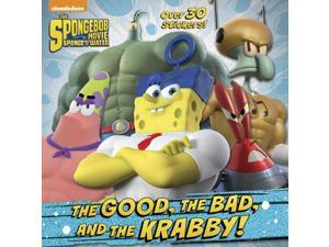 Nickelodeon The SpongeBob Movie Sponge Out of Water the Good, the  and the