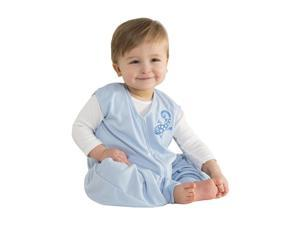 HALO SleepSack Early Walker Wearable Blanket Lightweight Knit - Blue Gecko M