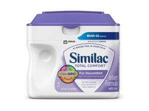 Similac SimplePac Total Comfort Infant Formula Powder - 22.5 Ounce