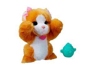 FurReal Friends Lil' Big Paws Peek-a-boo Daisy Pet