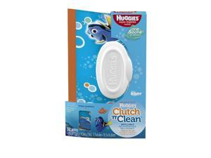 Huggies One & Done Baby Wipes, Unscented, Soft Pack Tub, 35ct
