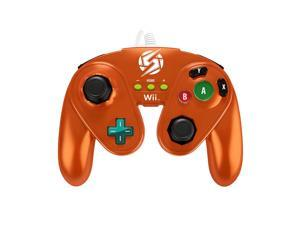 Wired Fight Pad Controller for Nintendo Wii U - Samus