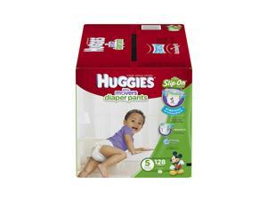 Huggies Little Movers Slip-On Size 5 Baby Diaper - 128 Count