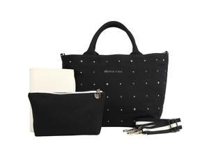 THEA THEA Madison Diaper Bag - Black
