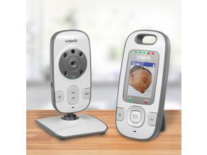 VTech Safe Full Color Video and Audio Baby Monitor - VM312