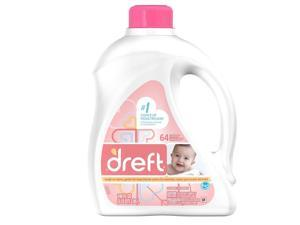 Dreft High Efficiency Detergent - 100 oz. 64 Loads