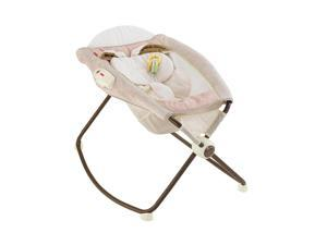 Fisher-Price My Little Snugabunny  Newborn Rock 'n Play Sleeper with Vibration