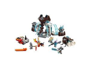 LEGO Chima Mammoth's Frozen Stronghold 70226
