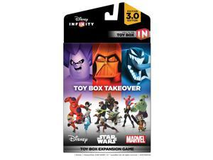 Disney Infinity 3.0 Edition: Toy Box Takeover a Toy Box Expansion Game