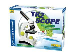 Thames & Kosmos TK2 Scope Microscope and Biology Kit